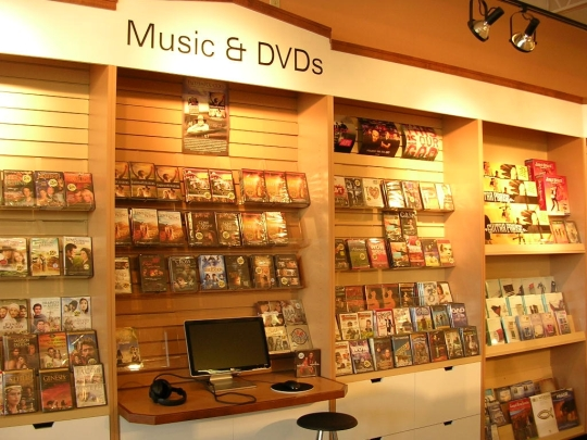 Michael's - Music Dept 2