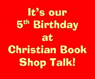 Book Shop Talk 5th Birthday