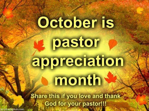 encouraging words for pastors anniversary