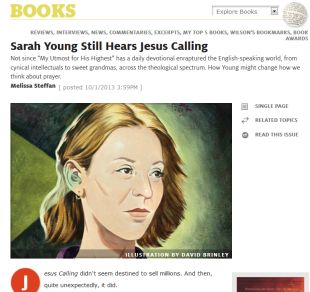 Sarah Young CT Article