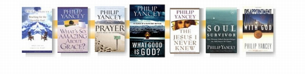 Philip Yancey Books