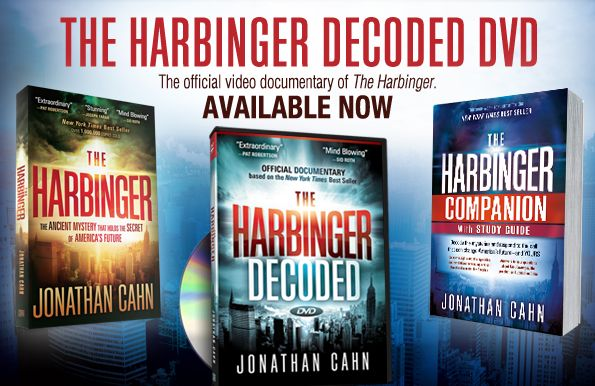 Harbinger Decoded DVD