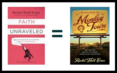 Rachel Held Evans Titles