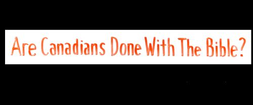 Canadian Bible Forum