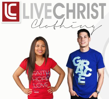 Live Christ Clothing