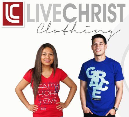 Live Christ Clothing