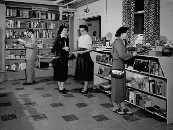 LCBM (now Tyndale University College) Bookstore