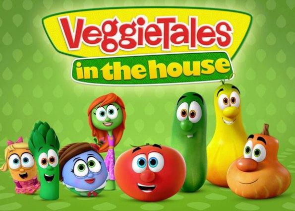 New VeggieTales character updates