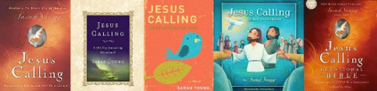 Jesus Calling Collection