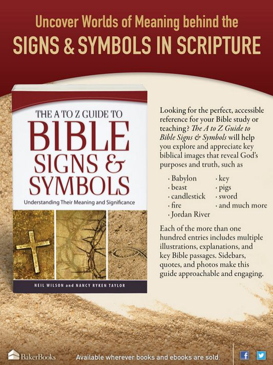 Bible Signs and Symbols - Baker Books