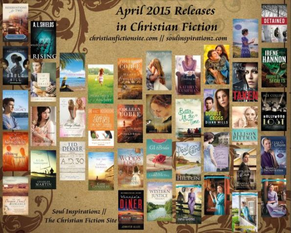 Christian Fiction April 2015