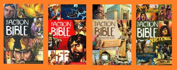 Action Bible product range