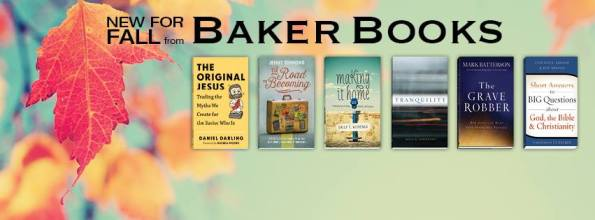New From Baker Books Fall 2015