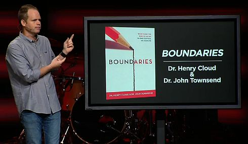 Boundaries - Cloud and Townsend - Clay Scroggins - North Point