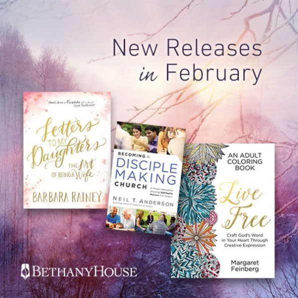 Bethany House February 2016