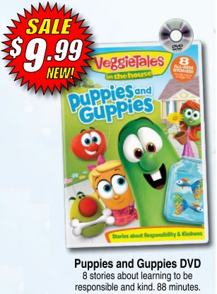 Puppies and Guppies DVD - 72