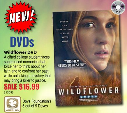 Wildflower DVD - 72