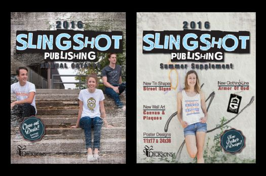 Slingshot - Products