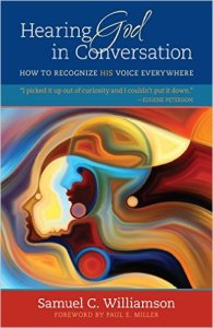 Image result for hearing God in conversation book