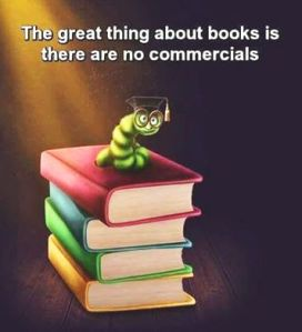 Books - No Commercials