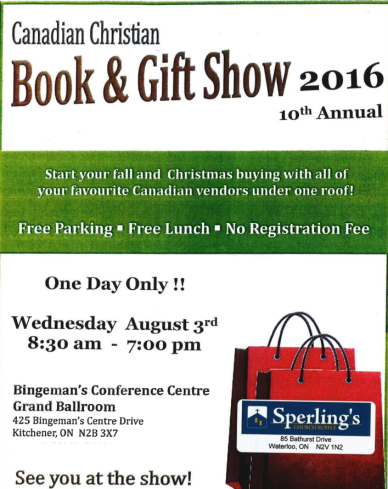 Sperlings Annual Trade Show 2016