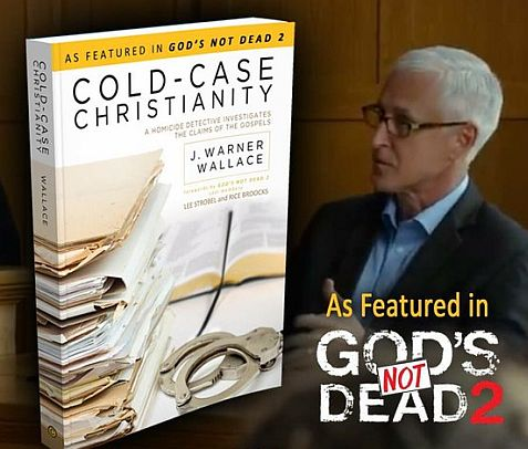 Cold Case Christianity - God's Not Dead 2