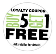 Cook Loyalty Coupon