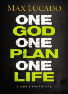 one-god-one-plan-one-life